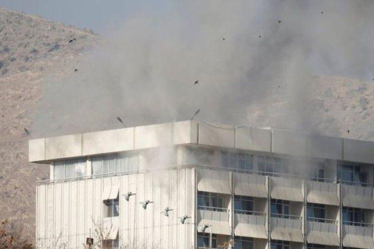 У нападі на готель в Кабулі загинули 9 українців