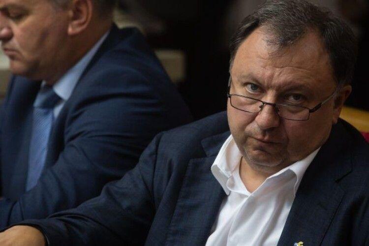 Княжицький: голосування за ринок землі і за закон про банки показало – хто рятує Україну, а хто служить олігархам