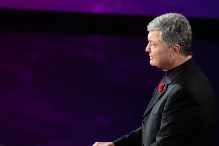 Порошенко: «Україна виявилася ареною кривавого зіткнення двох тоталітарних режимів – нацизму та сталінізму»