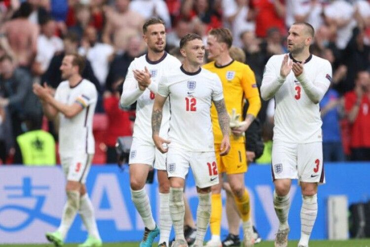 Англія може змінити тактику на матч з Україною