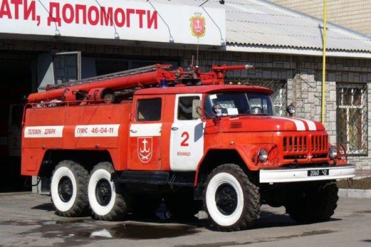 Чи готові рятувальники боротися із вогнем?
