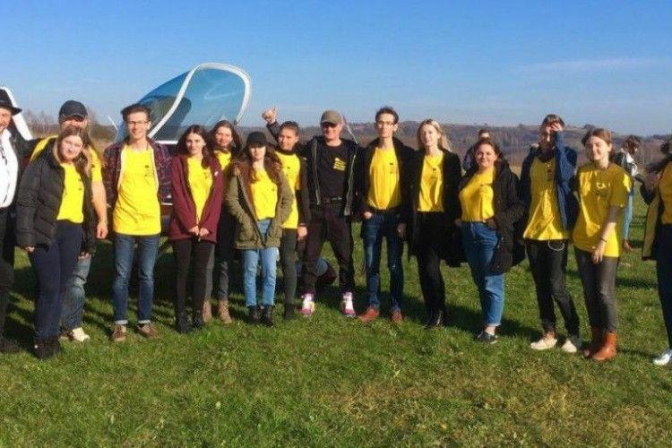 Волинські студенти стали «космічними лідерами» у Польщі