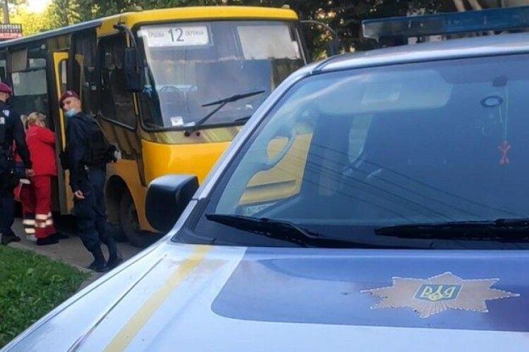 Хто і за що побив водія маршрутки в Луцьку?