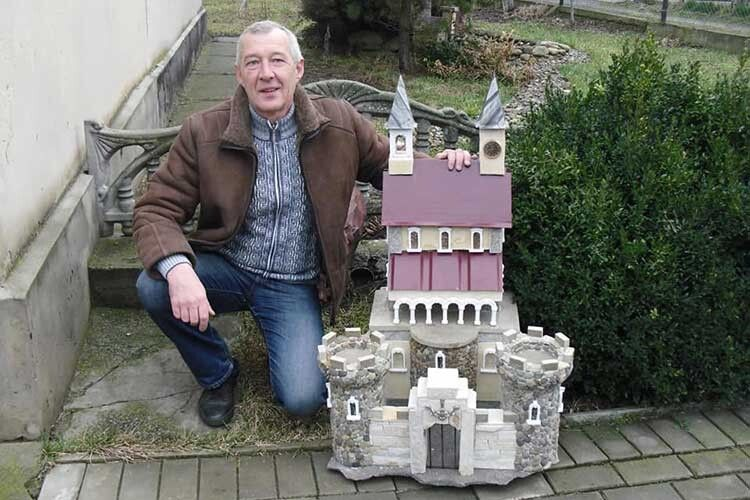Бджолина сім'я мешкатиме увежі Луцького замку