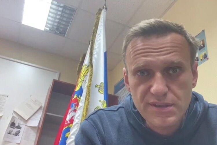 Навальний відбуває покарання у колонії, яка шиє труси та кальсони поліцаям Путіна