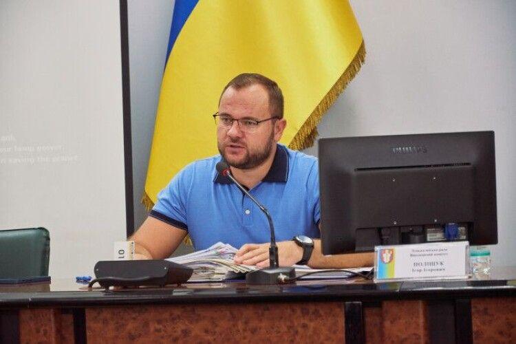 Ігор Поліщук вважає «Луцькводоканал» одним з кращих серед українських водоканалів