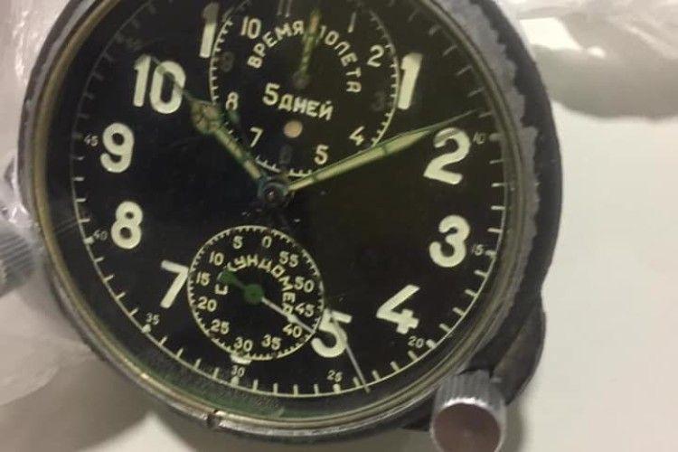 У «Борисполі» прикордонники виявили у громадянина Узбекистану радіоактивний годинник
