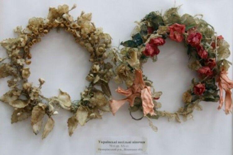 Вінницькі воскові вінки внесли до Національного переліку об'єктів культурної спадщини