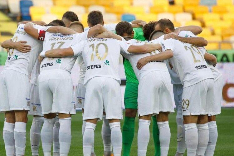 «Колос» дебютує в єврокубках поєдинком з грецьким «Арісом»