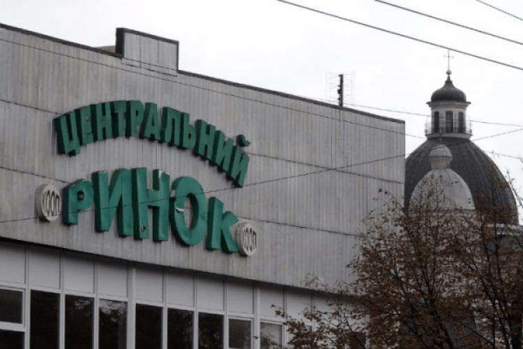 Підприємцям Центрального ринку Луцька пропонують демонтувати свої споруди добровільно