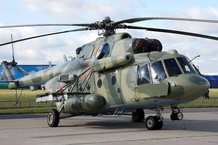 У Росії за 8 днів розбився другий військовий вертоліт: екіпаж загинув
