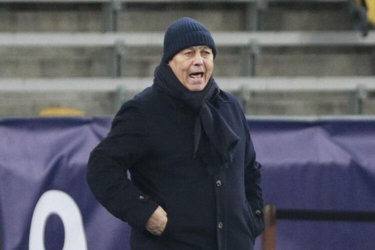 «Це не футбол»: Мірча Луческу розкритикував дії арбітра та систему VAR після скандального поєдинку з «Колосом»