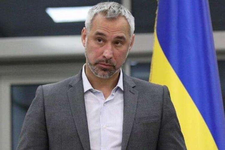 Рябошапка звинуватив Зеленського у нещирості та назвав переслідування Порошенка політично мотивованим