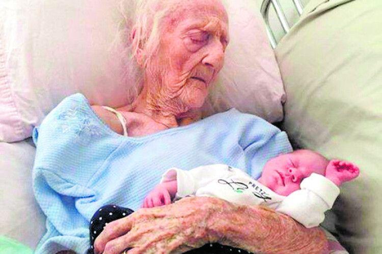 Народила у 101 рік! Розвінчення сенсації