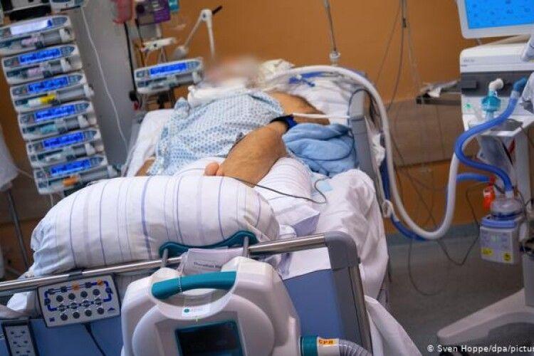 За минулу добу на Волині від коронавірусу померли четверо людей