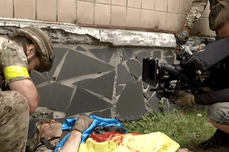 У Києві знімають фільм про кривавий «Іловайський котел». Серед акторів – учасники тих подій