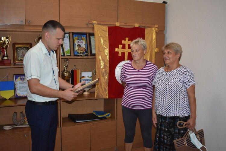 В Іваничах ініціативні ОСББ отримали сертифікати на кругленьку суму