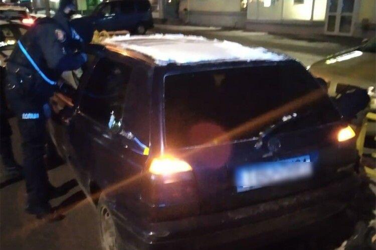 У Луцьку вдруге зловили водія-п'яничку (Фото)