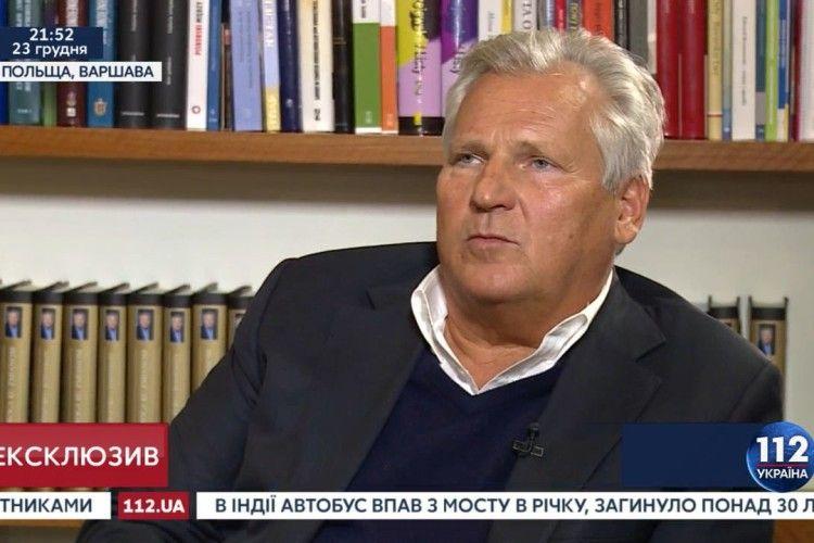 Кваснєвський: «Смоленська катастрофа – це нещасний випадок»