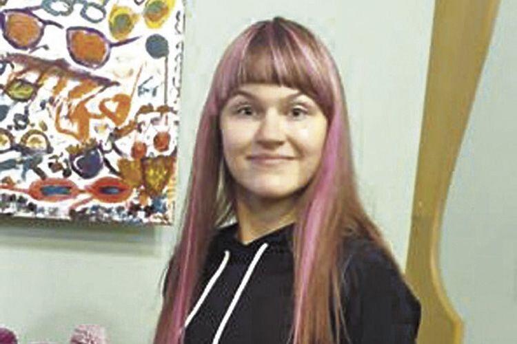 Вероніка Дядюк попри діагноз «аутизм» створює неймовірні картини