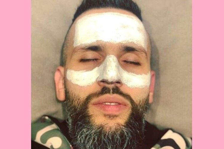 Новий начальник митниці Нефьодов похвалився накладеною на обличчя косметичною маскою