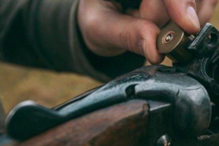 Затримали волинянина, який поцілив з мисливської рушниці у знайомого