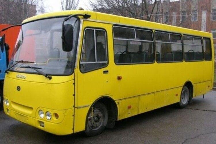 На Волині селяни чотири місяці живуть без автобуса