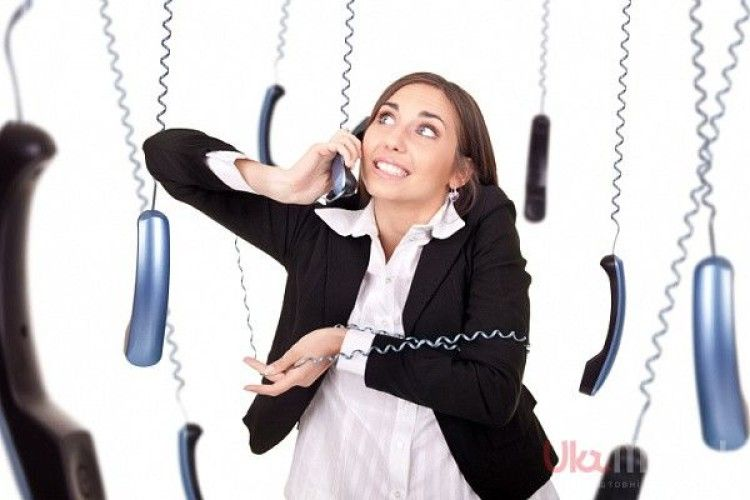 «Передзвоніть пізніше – оператор зайнятий…»