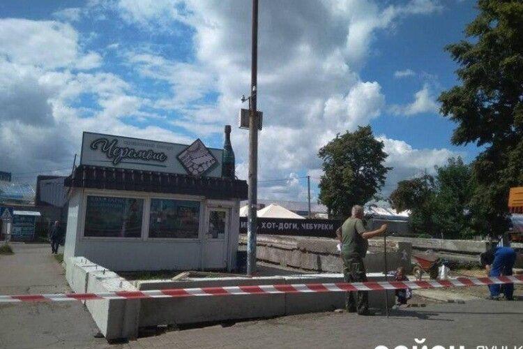 Волинський поліцейський пробачив росіянина, який штрикнув його ножем