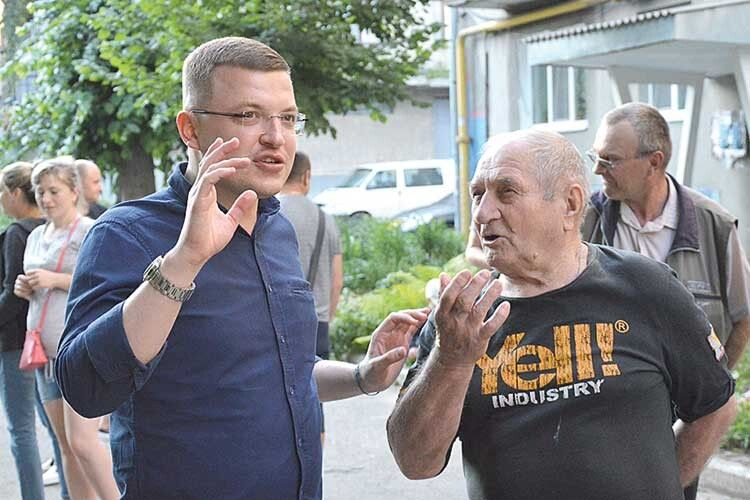 Чесний і порядний: лучани підтримують Тараса Шкітера навиборах допарламенту*