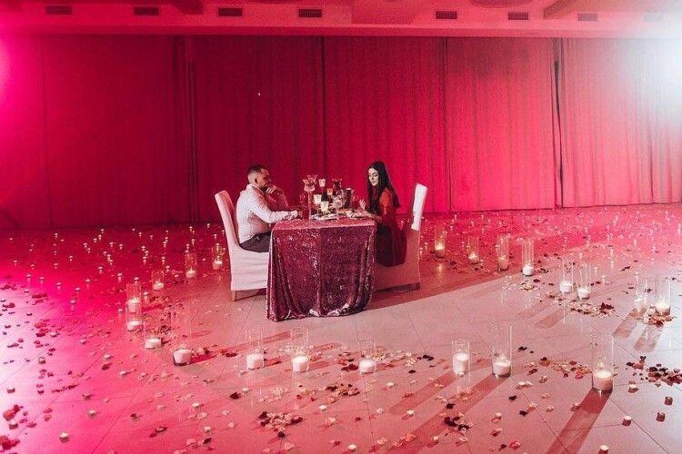 Рівнянин зробив романтичне освідчення коханій (Фото)