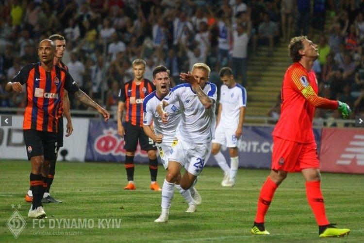 Бразилець Жуніор Мораєс — у «Шахтар»,  а трофей — до «Динамо»!