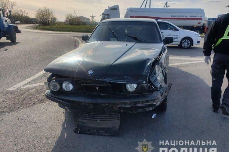 Взяли під варту водія «BMW», внаслідок дій якого в ДТП на Рівненщині загинуло немовля (Фото)