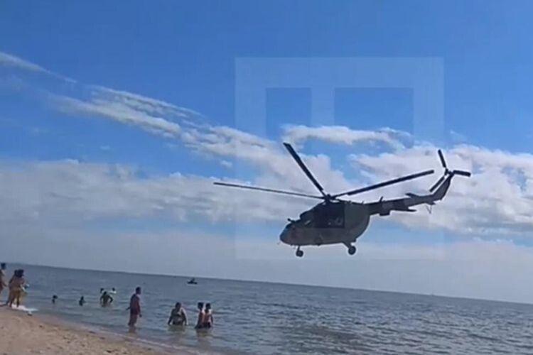 На український курорт можна дістатись на повітряному таксі
