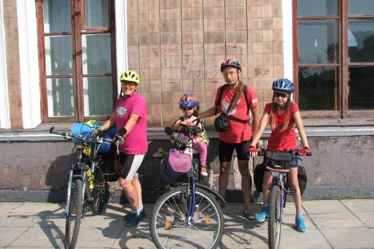 Володимирчани пересядуть на велосипеди?