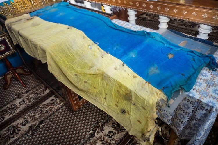 Синьо-жовта таємниця Свято-Михайлівського храму.