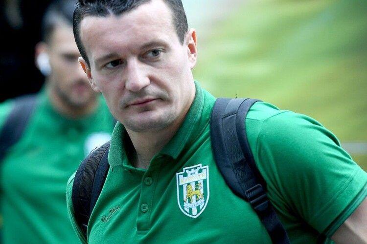 Волинський футболіст, який балотувався від Зеленського, зізнався скільки витратив на вибори