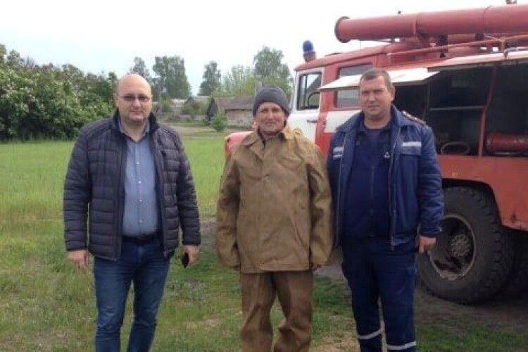 На Любешівщині з початку року виникло 52 пожежі