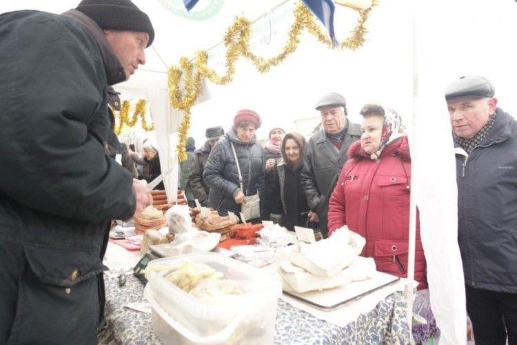 На Фестивалі сала переконували, що цей продукт – секрет сили українців