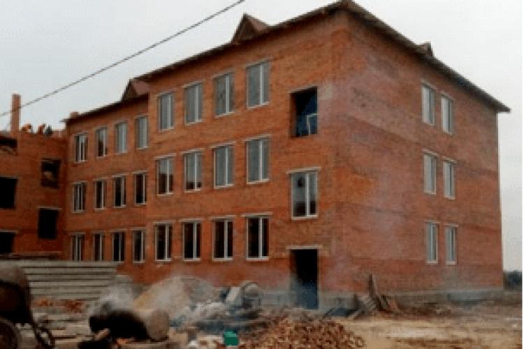 У Башликах будують школу