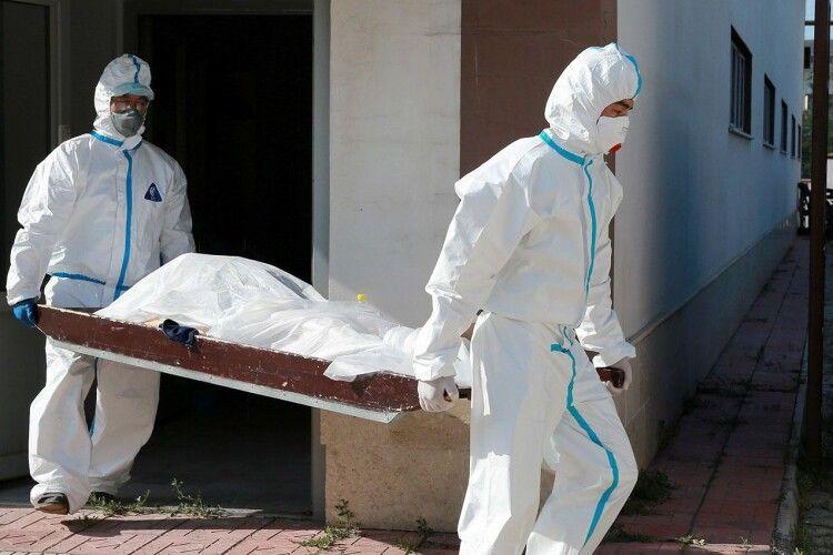 Від коронавірусу помер відомий українець (Фото)