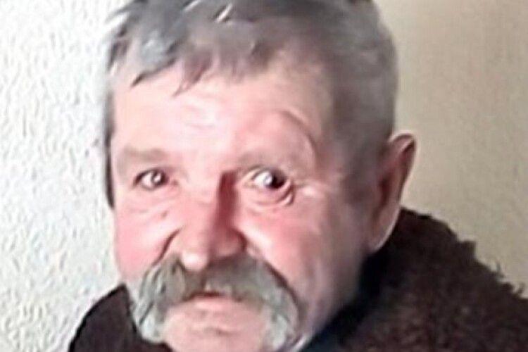 Розшукують безвісти зниклого 65-річного волинянина