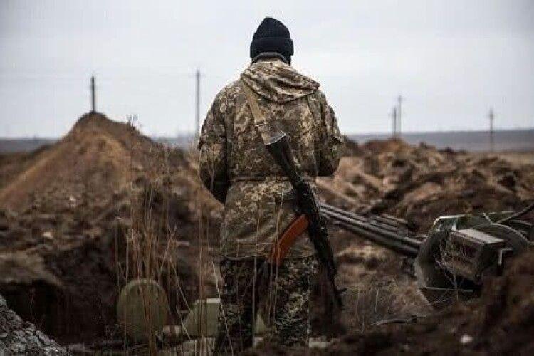 Через ворожий обстріл під Пісками загинув боєць ЗСУ