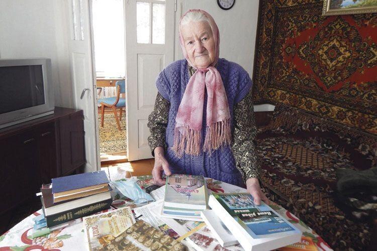 Волинська краєзнавиця Юлія Купчинська: «Я щаслива,що потрапила вКупичів»