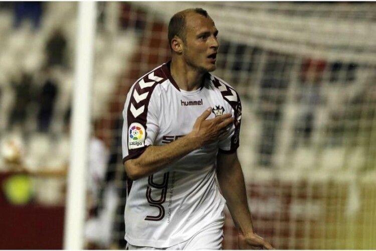 Романа Зозулю вдруге визнали найціннішим гравцем сезону в «Альбасете»