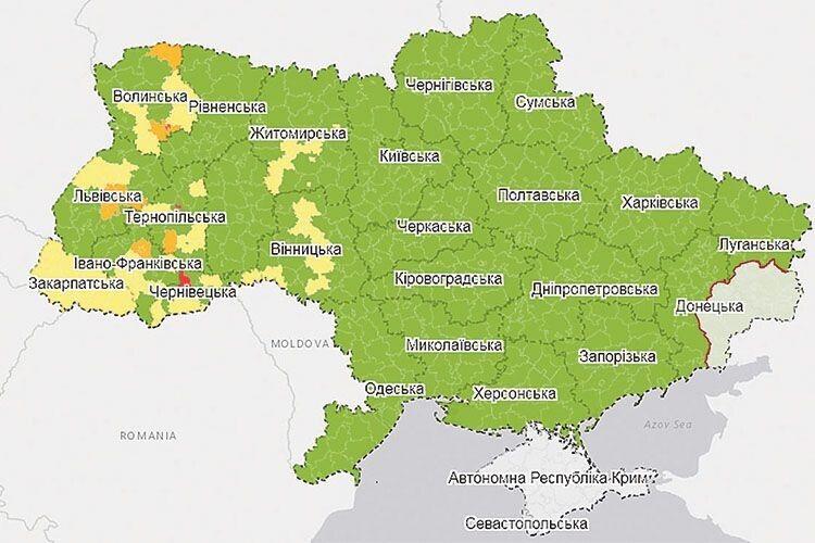 Чим закінчиться коронавірусне «протистояння» між Києвом і Луцьком?