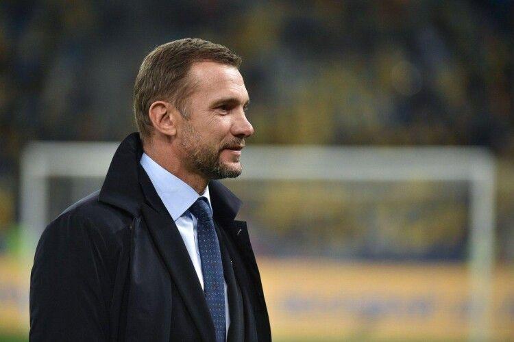 Шевченко під час фіналу Ліги чемпіонів сидітиме на двох стільцях: вболіватиме і за Зінченка, і за «Челсі»