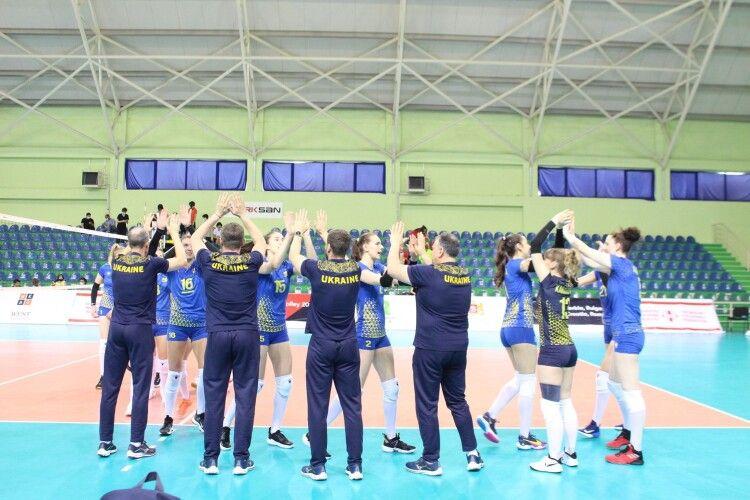 Волейбол: українки дізнаються своїх суперниць на ЧЄ-2021 (Пряма трансляція)