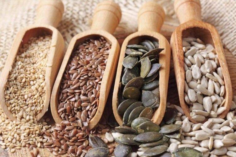 Перевірте насіння насхожість
