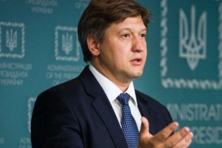 Міністр фінансів вимагає відставки Генпрокурора Луценка. Той лякає його тюрмою